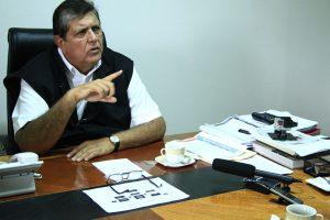 Alan García critica a Barreda, Jorge del Castillo y León