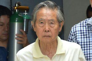 Alberto Fujimori: Poder Judicial dispone que se precise fecha de alta del expresidente