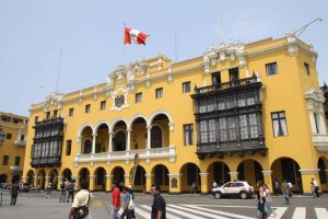 Solo una lista fue admitida para la alcaldía de Lima