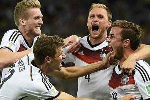 Alemania presenta lista de convocados para enfrentar a Perú