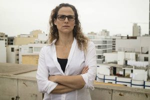 """Alexandra Graña: """"Sería un sueño vivir del teatro"""""""