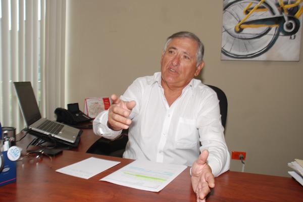 "Alfonso Flórez Mazzini: ""Transporte interprovincial en emergencia"""