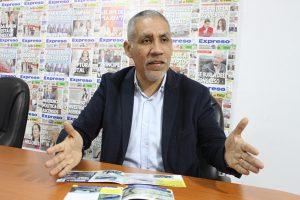 """Alfredo Saavedra: """"Resolveremos caos vehicular sin necesidad de peajes"""""""