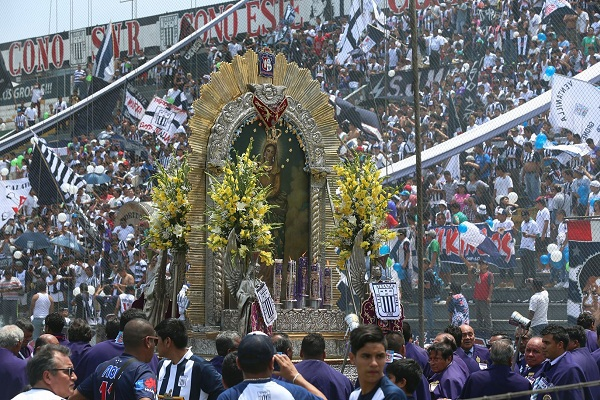 Alianza Lima: Hinchas realizan homenaje en Matute