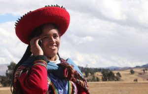 Amplían cobertura de telefonía móvil a 18 regiones