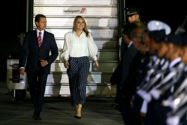 Angélica Rivera: La 'Gaviota' en Lima