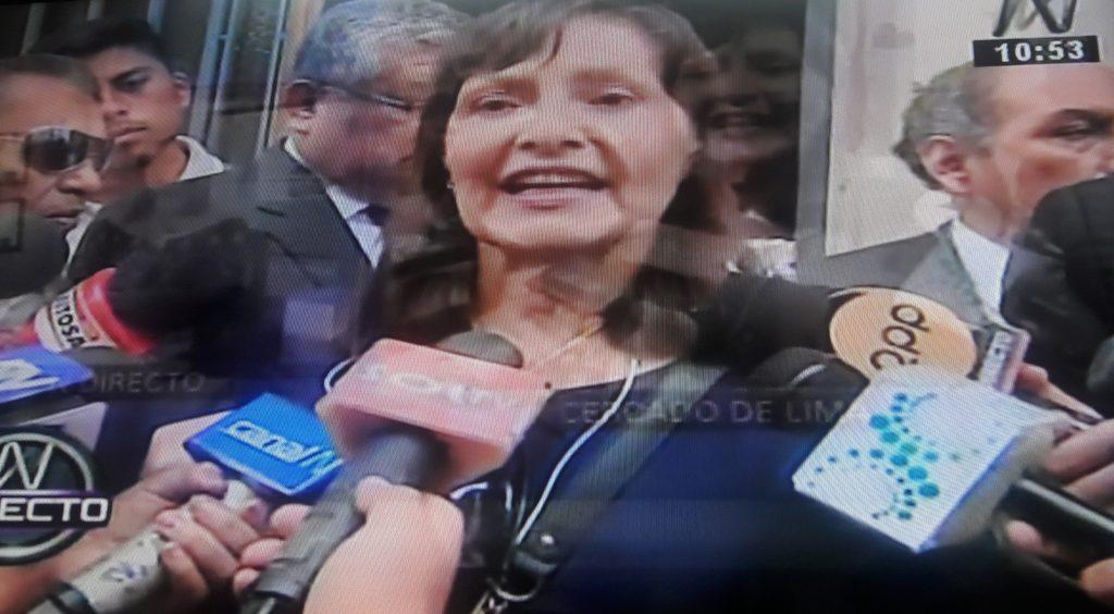 Militante Aprista declara en Fiscalía contra Alan García