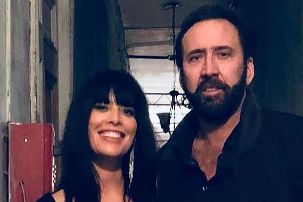 Angie Cepeda grabaría con Nicolas Cage
