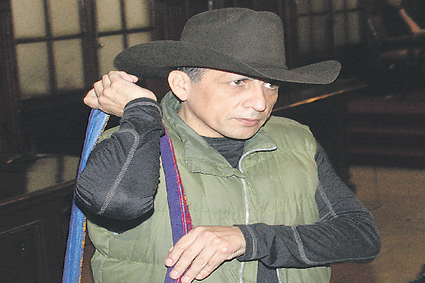"Antauro Humala acusa a la FAO de ser una ""guarida de maleantes"""