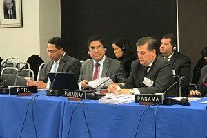 Perú expone en EE.UU. avances anticorrupción