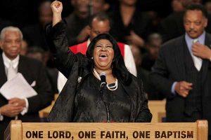 Cantante estadounidense Aretha Franklin fallece a los 76 años