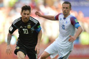 Argentina sale a ganar a Croacia hoy en el Nizhni Novgorod