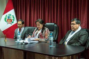 Caso Arlette Contreras: Estos son los jueces que absolvieron a Adriano Pozo