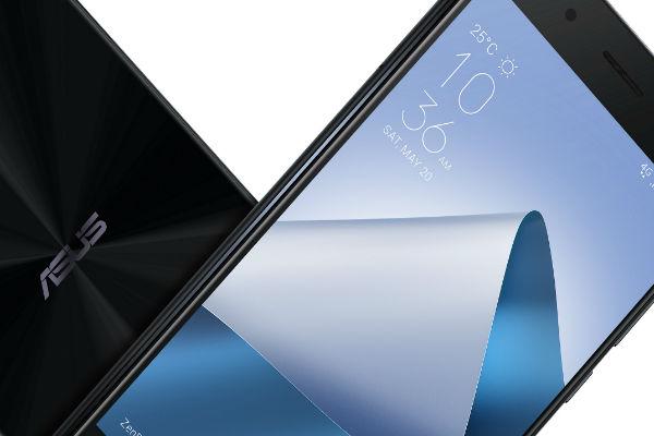 ZenFone 4: nuevos teléfonos inteligentes con cámaras duales para mejor calidad fotográfica