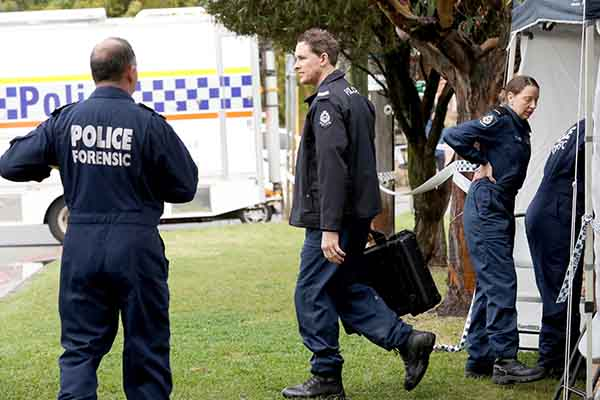 Australia: Agentes policiales revelan cinco muertos descubiertos en una vivienda
