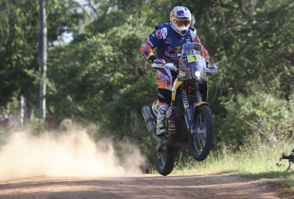 Dakar: Australiano Toby Price gana segunda etapa en motos