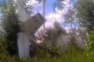 Avioneta con 12 personas se estrella en Pucallpa