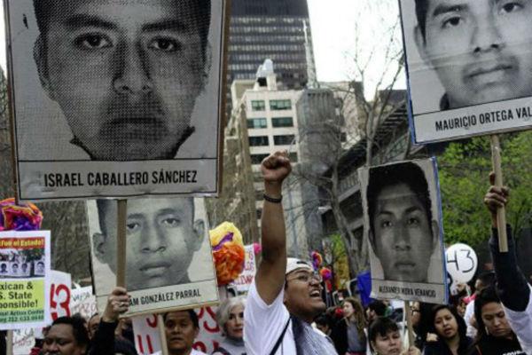 México: Detienen a presunto implicado en desaparición de los 43 estudiantes de Ayotzinapa