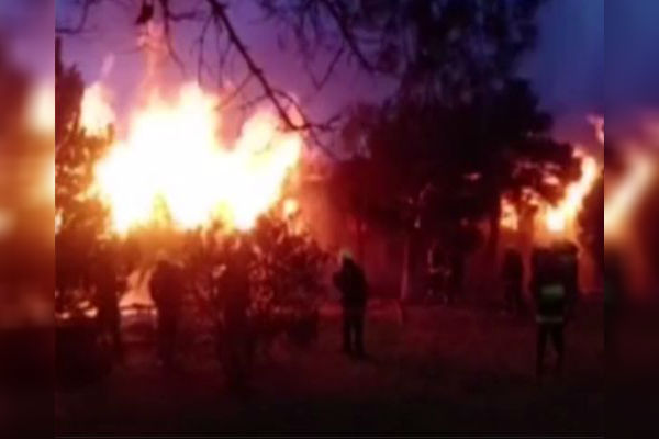 Azerbaijan: Incendio en clínica de rehabilitación dejó al menos 25 fallecidos