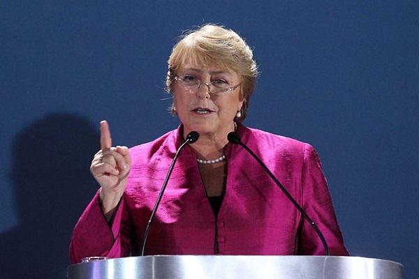Michelle Bachelet denunció ante Consejo de Derechos Humanos de la ONU la situación actual en Nicaragua