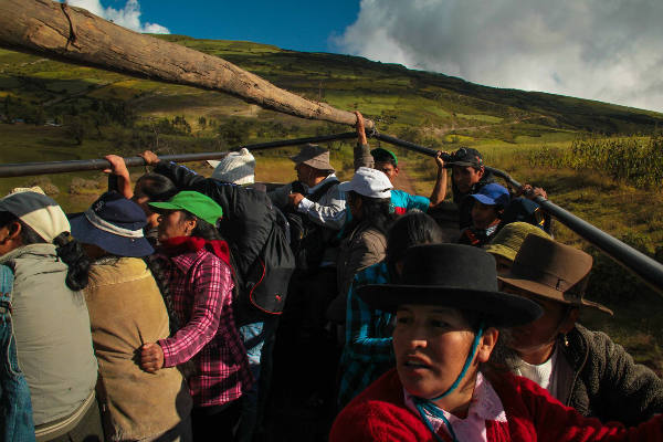 "BNP proyecta película peruana ""Nada queda sino nuestra ternura"""