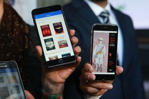 """Día del Libro: Presentan aplicación móvil """"BNP digital"""" [VÍDEO]"""
