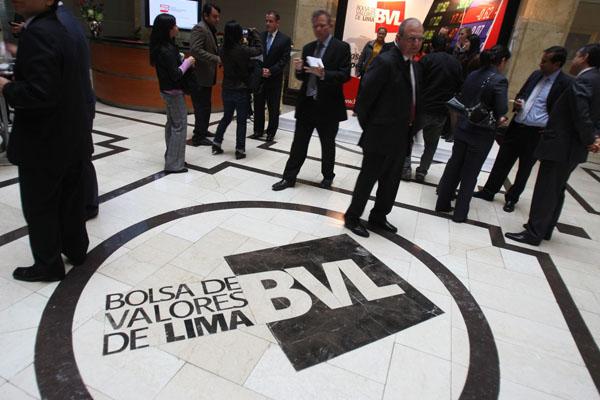 BVL cae y pierde US$ 405 millones