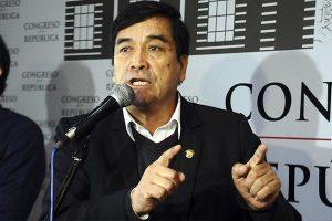 Benicio Ríos: Congreso declara vacancia del congresista de APP [FOTO]