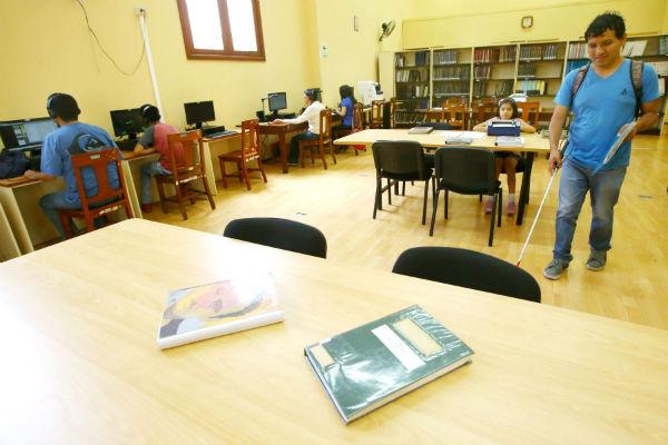 Diseñarán Sistema Nacional de Bibliotecas del Perú