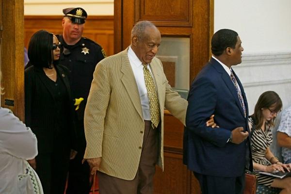 Bill Cosby: accidentado juicio