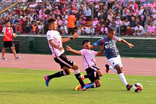 Cambian árbitro para el Sport Boys-Vallejo