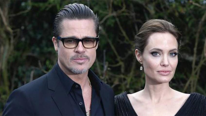 Brad Pitt contraataca a Angelina Jolie