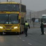 Protocolo sanitario para evitar el Covid-19 en transporte interprovincial
