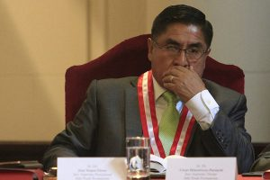 Aprueban denuncias constitucionales contra César Hinostroza y ex consejeros