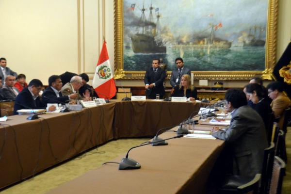 Declaran procedente acusación constitucional contra César Hinostroza