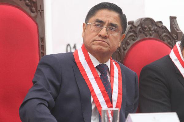 César Hinostroza: PJ programa audiencia para precisar delitos atribuidos a exjuez