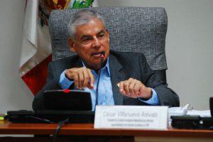"""César Villanueva: """"El cierre del Congreso está más alejado que nunca"""""""