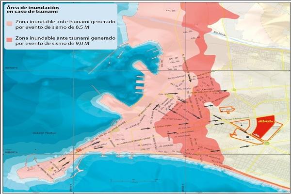 Callao: Ante un sismo ¿cuáles son las zonas de refugio?