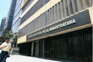 CNM se someterá a la reforma del sistema de justicia