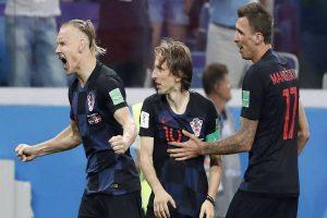 Croacia vs. Rusia: Croatas vencen 4 x 3 en la tanda penales al 'Oso ruso'