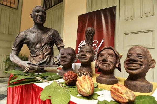 San Borja: El IX Salón del Cacao y Chocolate inicia este 19 de julio