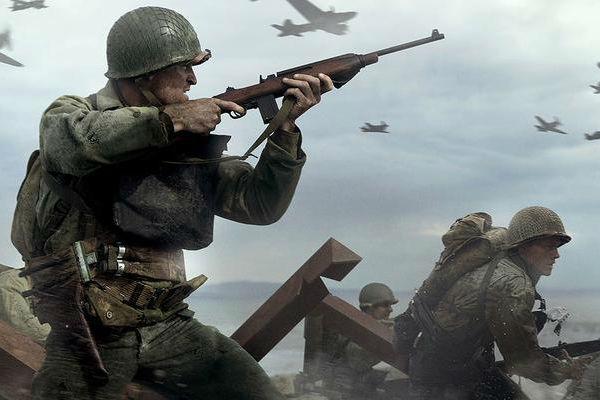 Una franquicia que regresa a la Segunda Guerra Mundial