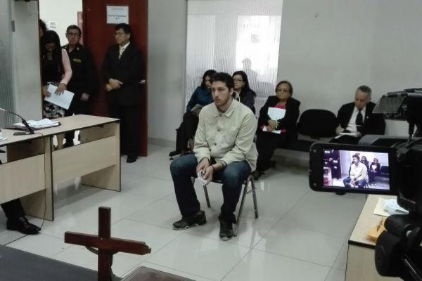 Martín Camino: 9 meses de prisión preventiva por agresión a Micaela de Osma