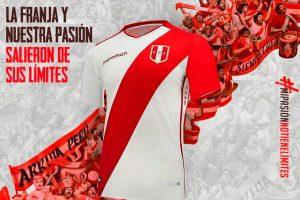 Selección peruana: conozca la nueva camiseta de la Blanquirroja [VIDEO]