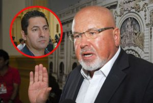 Carlos Bruce asegura que no hay razón para la renuncia de Salvador Heresi
