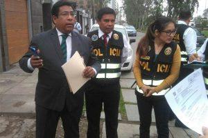 Caso Lava Jato: Fiscalía sigue con operativos