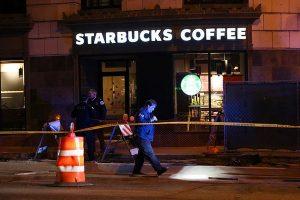 Chicago: tiroteo en Starbucks deja 2 muertos