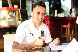 El FC Krasnodar presenta oficialmente a Christian Cueva