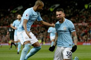 Manchester City derrota al United en el derbi de Inglaterra