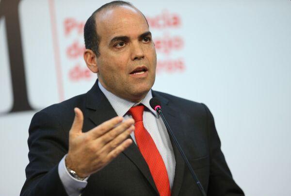 Fernando Zavala: Estado presentará balance del primer año de gestión